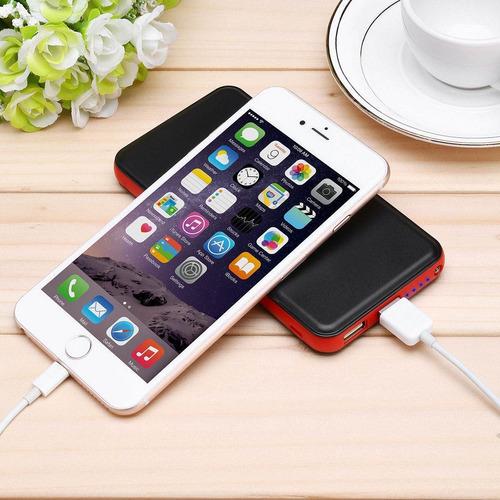 cargador bateria externa powerbank 20000 mah power bank 2usb