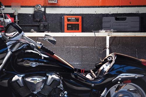 cargador bateria inteligente black decker 2/8/12amp bc12