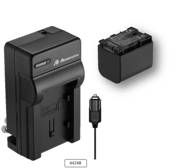 GZ-EX210RU GZ-EX210BU Cargador de Batería para JVC Everio GZ-EX210AU GZ-EX210WU