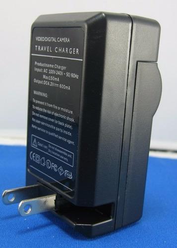 cargador batería nikon