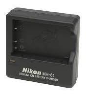 cargador bateria nikon cargador nikon
