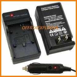 cargador bateria np-40 casio camaras exilim zoom ex-z30
