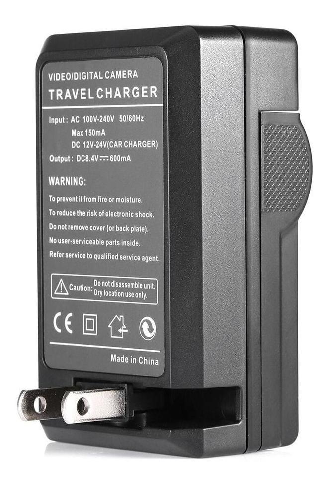 Cargador de batería de alimentación para Canon PowerShot g1 g2 g3 cb-5l bp-511 bp-512 bp-511a