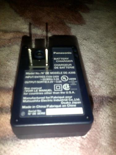 cargador bateria para cámara