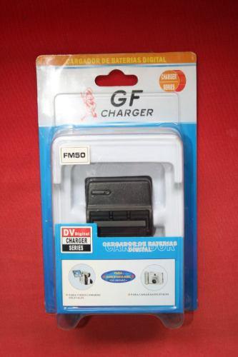 cargador  batería sony dcr-dvd100 dcr-dvd101 dcr-dvd200