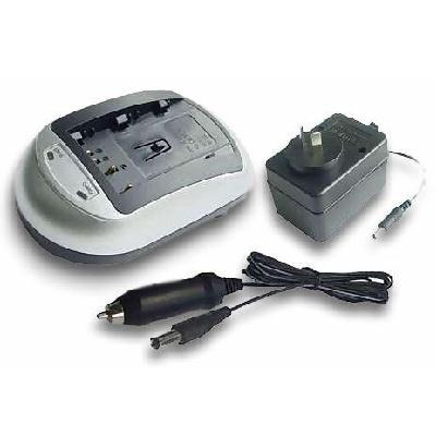 cargador bateria sony npfh100 dcr-sr40 / dcrsr40 / sr40