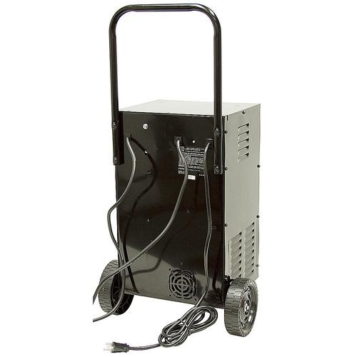 cargador baterias 12v talleres automatico schumager se2352