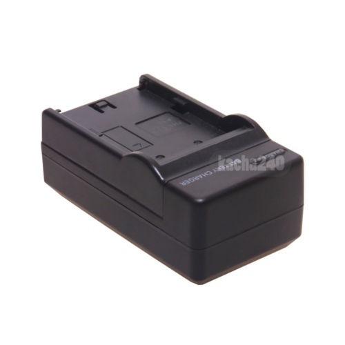 cargador baterías ada cámara carro sb-lsm80 sblsm80 sblsm160