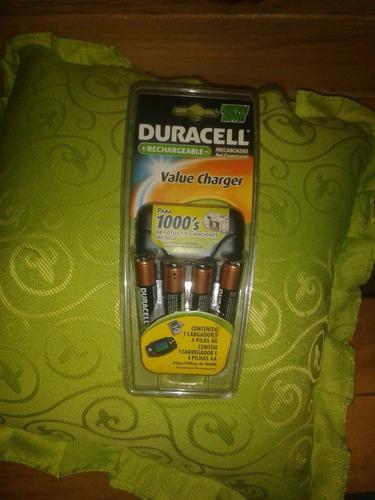 cargador baterias baterías