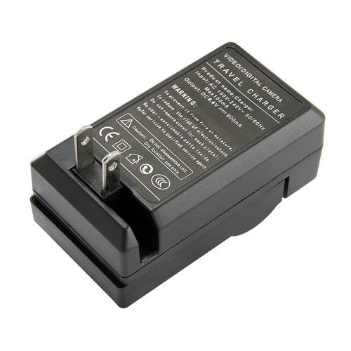 cargador baterías canon lp-e10 eos rebel kiss, envío gratis