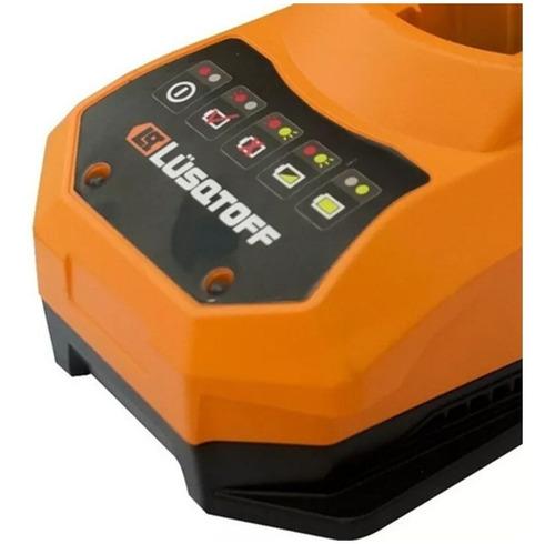 cargador baterias lithium-ion lusqtoff powerlink tgmca18