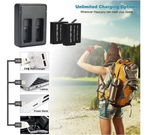 cargador baterías para