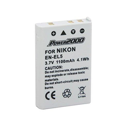 cargador baterias para nikon