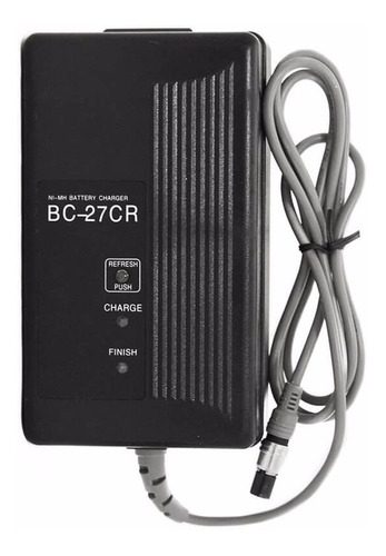 cargador bc27cr para estaciones totales topcon - sokkia