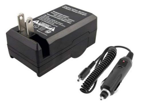 cargador cámara batería