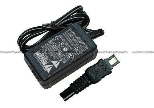 cargador camara de video sony original ac-l200 nuevo