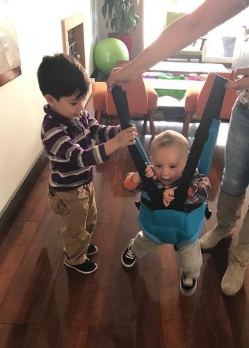 cargador canguro para bebé ergonómico 3 funciones mb