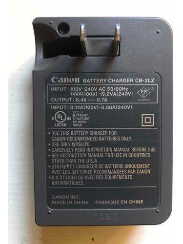 cargador canon g11 original!