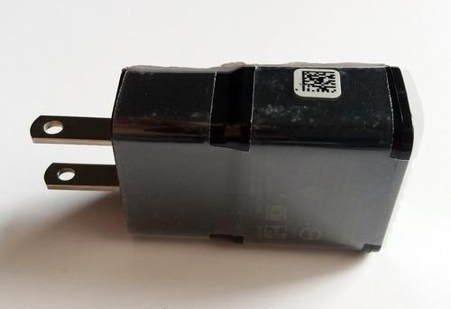 cargador carga rápida usb 2a