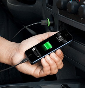 cargador carro belkin iphone 6 / 5s / 5 2.1 amp lightning
