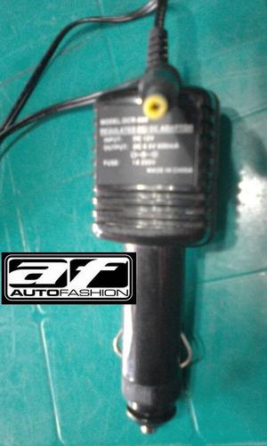 cargador carro cenicero universal walkman discman mp4 mp3