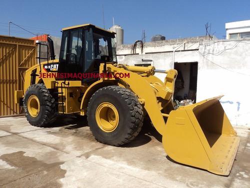 cargador cat 950h 2008 u$99,750 recién importado