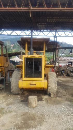 cargador caterpillar 916 motor 3204 totalmente operativo