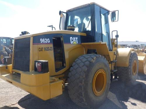 cargador caterpillar 962g año 2001 recien importado