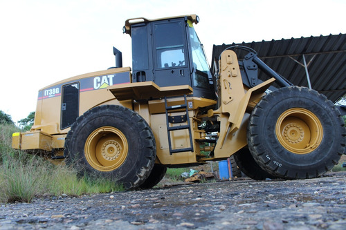 cargador caterpillar cat it38g / 938g