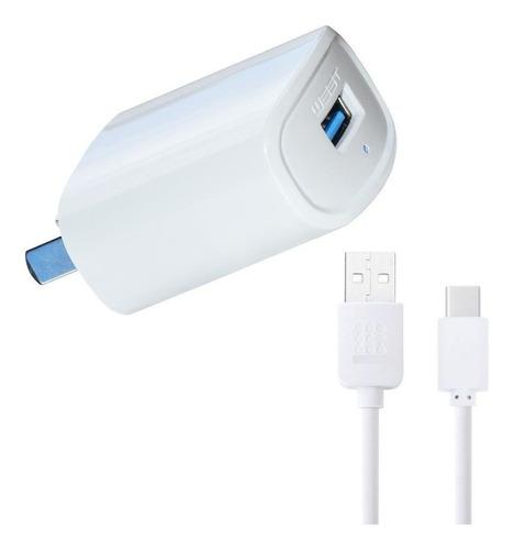 cargador celular blu vivo 5 xl pure xr nexus 5x usb 3.1 220v