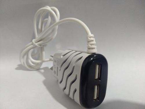 cargador celular carga