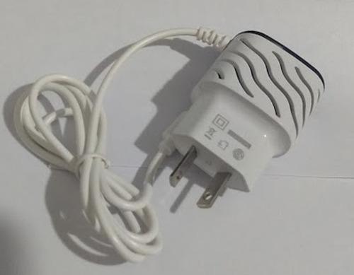 cargador celular universal 3.1a carga rapida micro usb v8