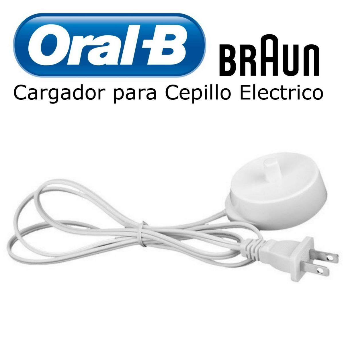 cargador cepillo de dientes eléctrico oral-b original braun. Cargando zoom. 0f994c31da3e