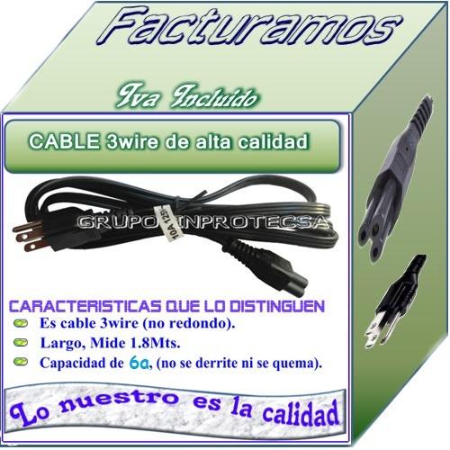 cargador compatible con mini netbook hp 110 1020la fn4