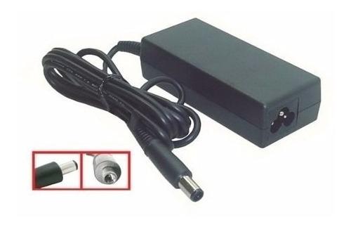 cargador compatible hp compaq dv4 dv5 pin centro 18.5v 3.5a