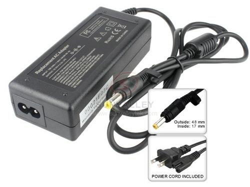 cargador compatible hp dv2000 dv6000 compaq v3000 18.5v 3.5a