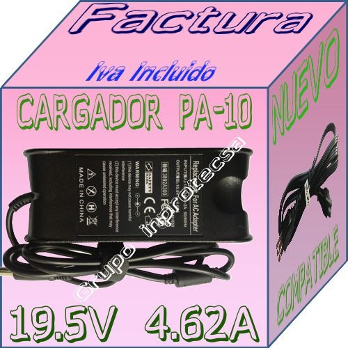 cargador comptible dell vostro 3300 v13  mmu