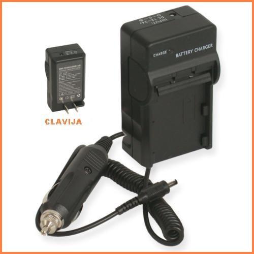 cargador con smart led np-67 np-68 np-55 para camara sony