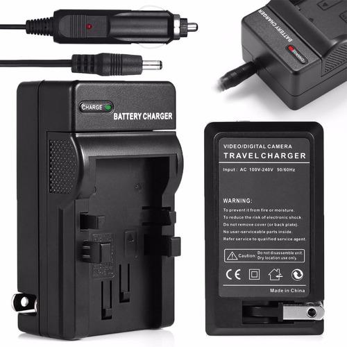 cargador c/smart led bateria nb-2l/2lh camara canon g7 g9