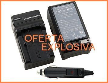 cargador c/smart led np-110 p/camara casio zoom ex-z2000