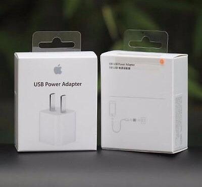cargador cubo para iphone 5s/6/6s/7