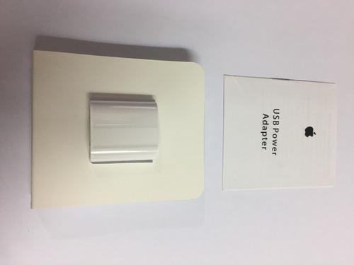 cargador cubo taco iphone 4 4s ipod 5 5s 6 6s 7 plus 8 plus