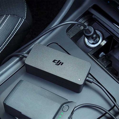 cargador de auto para baterías drone dji mavic air