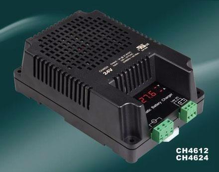 cargador de bateria 12 v digital para planta electrica