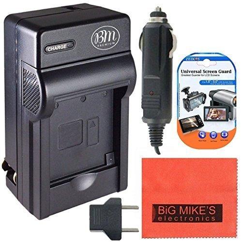 cargador de batería bm en-el15 bm premium para nikon d850...
