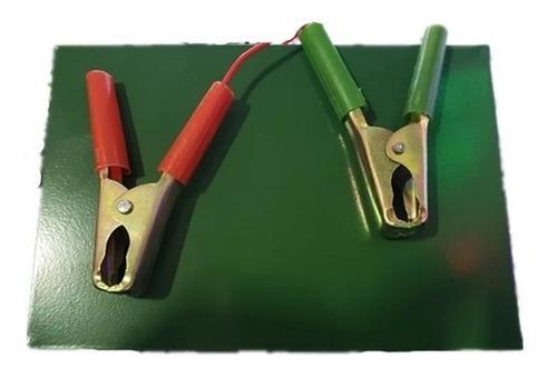 cargador de bateria de 12v y 6v 20ah (amperes) motos y autos