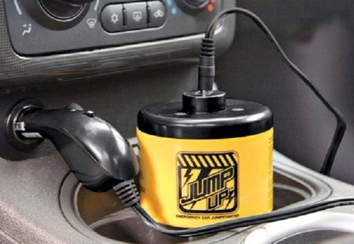 cargador de bateria de carro mighty jump gt con cable