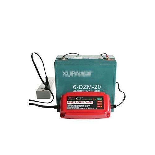cargador de batería del coche 12volt 5amp para agm gel carga