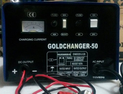 cargador de bateria goldchanger-50 bp