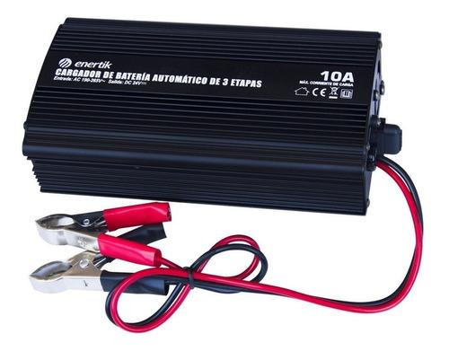 cargador de batería inteligente automático 24v 10a - cuotas